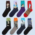 'Art' socks