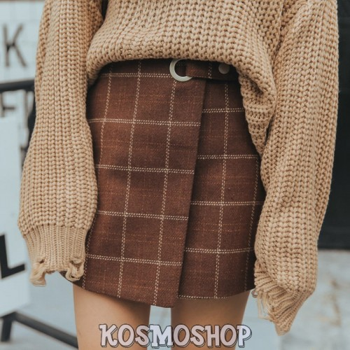 Юбка Aesthetic Plaid