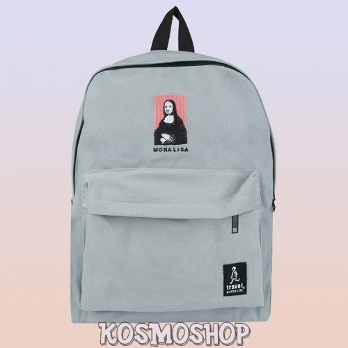 'Mona Lisa' backpack