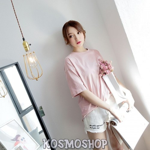 'Aesthetic Creamy Pink' t-shirt