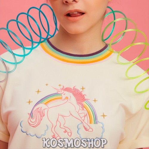 """Unicorn Rainbow"" t-shirt"