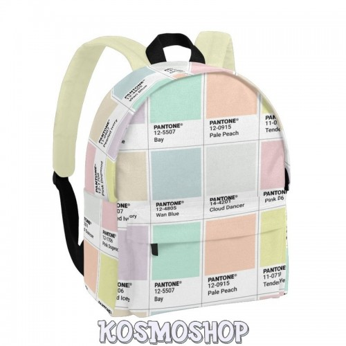 'Kosmoshop Pastel Pantone' backpacks