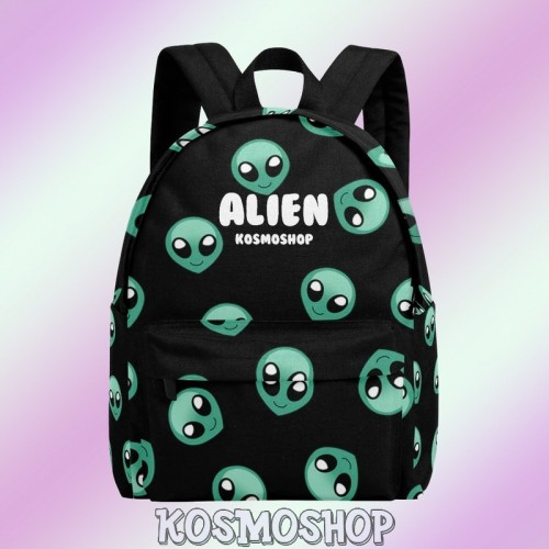 Рюкзак 'Kosmoshop Alien'