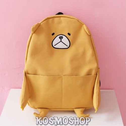 'Bear' backpacks