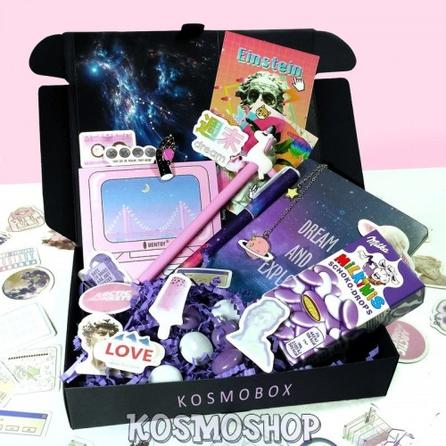 Kosmobox DIY Galaxy / Shipping to Russia only!