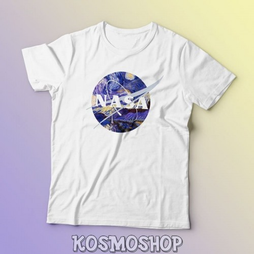 'NASA Starry Night'  t-shirt