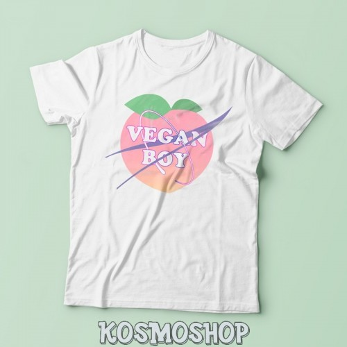 'Vegan boy / baby'   aesthetic t-shirt