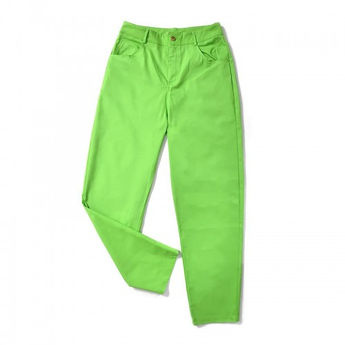 'Aesthetic green' jeans