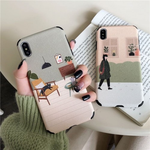 'Aesthetics' iPhone case