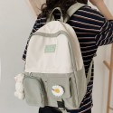 'Bear and chamomile' backpack