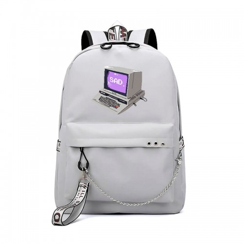 'Sad' backpack