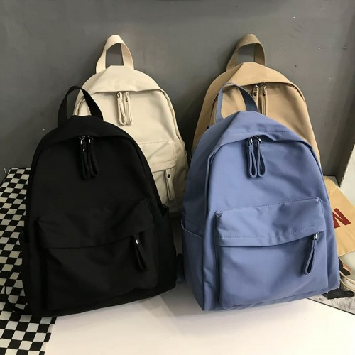 "'Aesthetic color"" backpack"