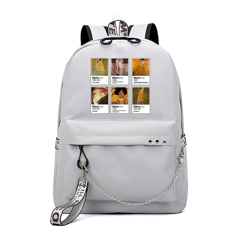 'I'm the best' backpack