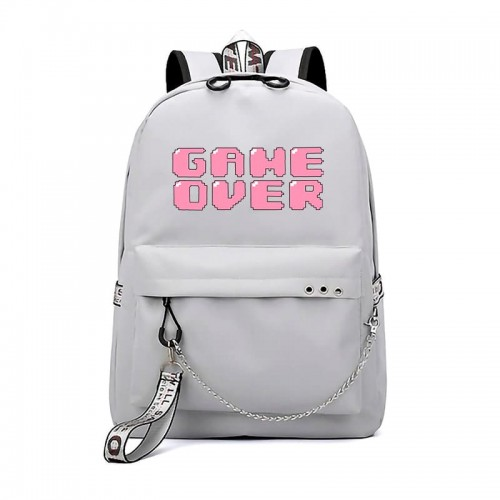 'Game over' backpack