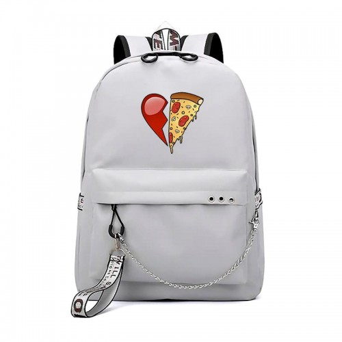 'Pizza love' backpack