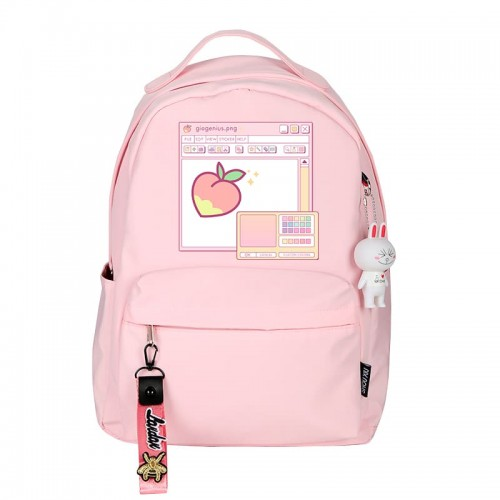 'Giogenius.png' backpack - merch, blogger, aesthetic, sweet, candy