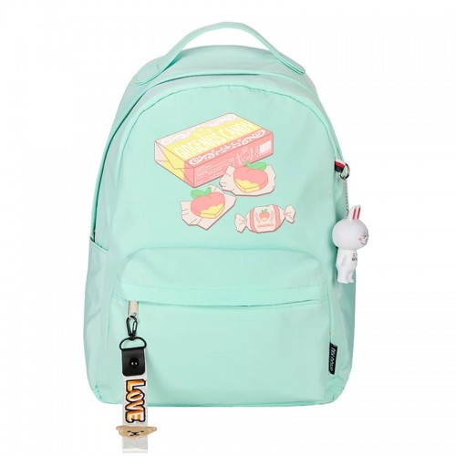 'Giogenius candy' backpack - merch, blogger, aesthetic, sweet, candy