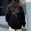 'Angel from hell' sweater