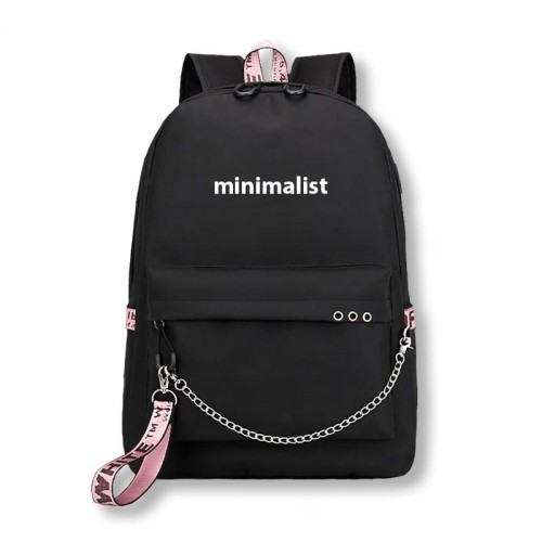 'Minimalist' backpack
