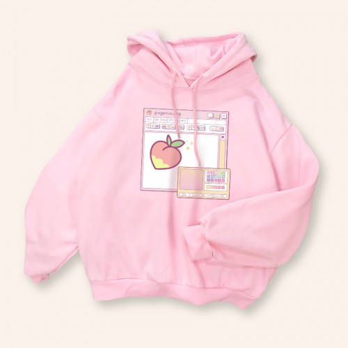 'Giogenius.png' hoodie - merch, blogger, aesthetic, sweet, candy