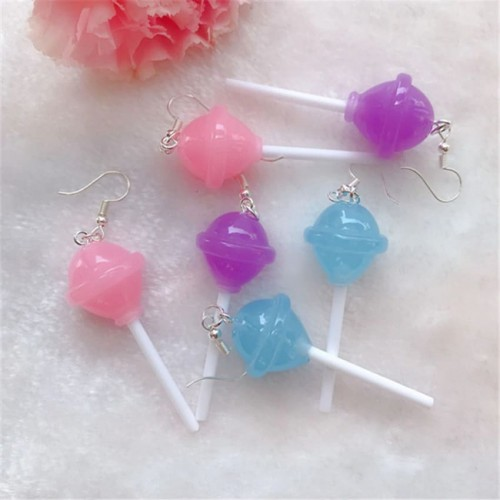 'Lollipop' earrings