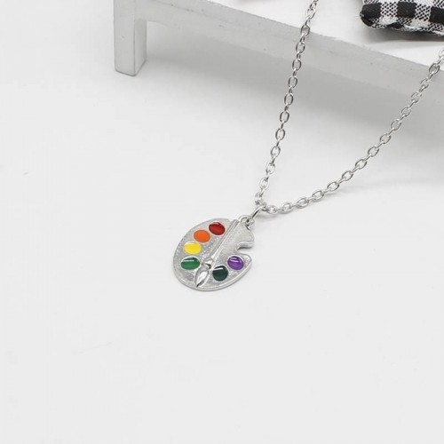 'Palette' necklace