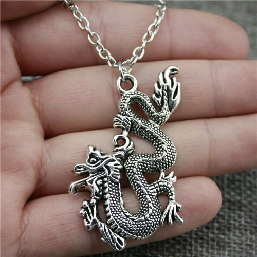 'Dragon' necklace