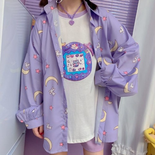 'Kawaii Dream Night' shirt