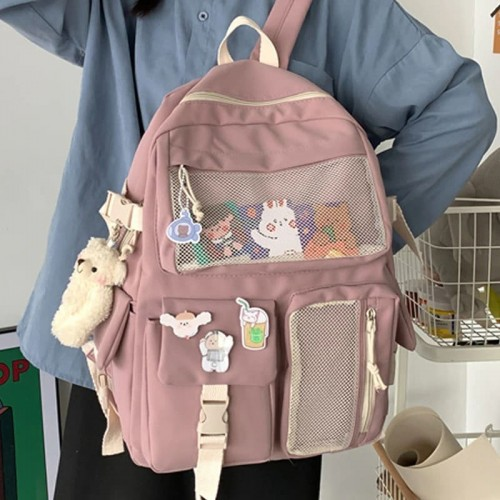 'Cute girl' kawaii  backpack
