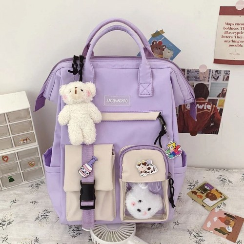 'Cute bear' kawaii backpack